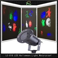 Lampu sorot taman dekorasi waterproof 6*3W LE018 1