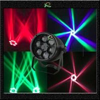 Distributor Lampu par led bee mata beam efek 6*10W untuk disco DJ bar LE009 3
