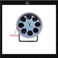 Distributor Lampu par gobos disko led pattern light LE015 3