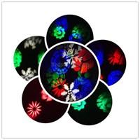 Beli Lampu par gobos disko led pattern light LE015 4