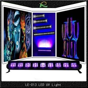 lampu par UV 9x3w