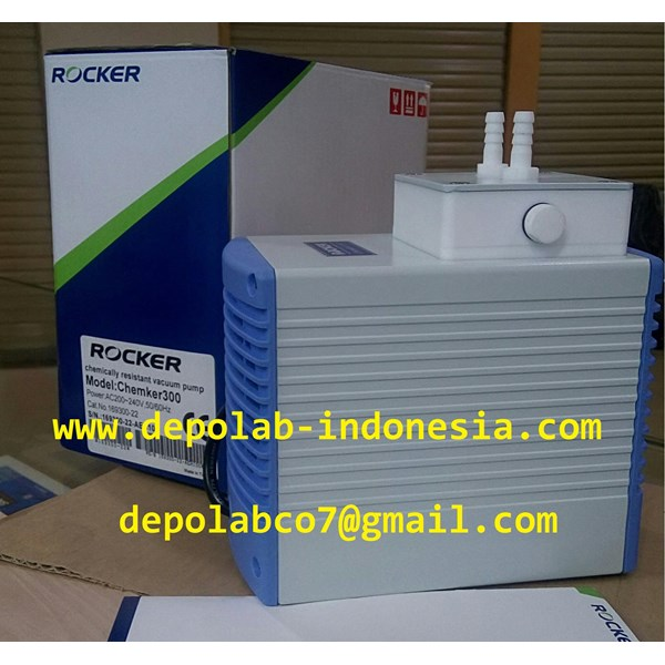 Vacuum Pump Lab CHEMKER 300 Chemical Resistance Pump