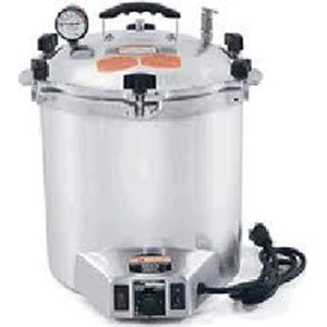 75X All American Autoclave 25X