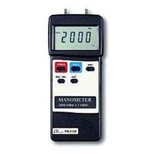 Manometer Lutron PM 9100 Uji Tekanan Udara