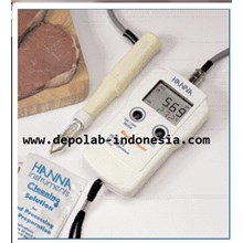 MEAT PH METER HI 99163