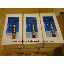 SANI CHECK SRB TEST KIT SULFAT REDUCING BACTeRIA #100 ALAT LABORATORIUM AIR