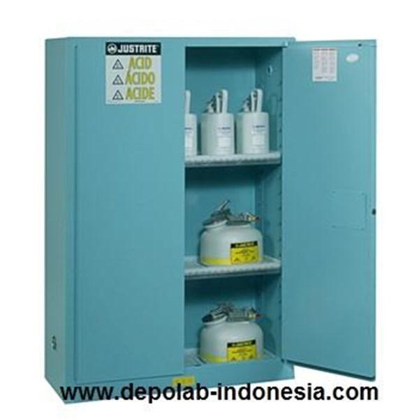 Lemari Asam Penyimpanan Bahan Kimia Korosif Safety Cabinet Corrosive Safety Cabinet 894502