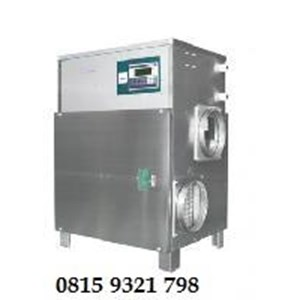 DESICCANT ROTOR DEHUMIDIFIER RDH-1500P LOW  HUMIDITY CONTROLLER