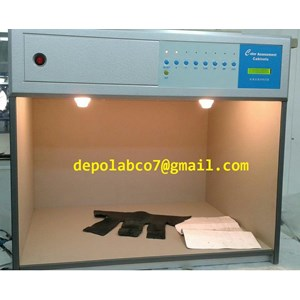 LIGHT BOX CAC600  COLOR ASSEMENT CABINET 7 LAMP
