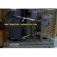THERMOHYGROGRAPH SATO SIGMA II 7210-00  SEKONIC ST 50M DIGITAL THERMOHYGROGRAPH HIGROMETER