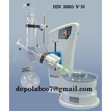HS.2005 VN  ROTARY EVAPORATOR  VERTICAL HAHNVAPOR