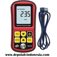 Beli CTP 050 COATING THICKNESS WITH PROBE GAUGE  FERROUS  NON  FE 4