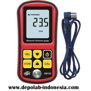 CTP 050 COATING THICKNESS WITH PROBE GAUGE  FERROUS  NON  FE