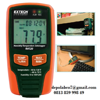 RHT~20 THERMOHYROMETER DATALOGGER WITH ALARM  1