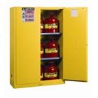FLAMMABLE SAFETY CABINET PIGGYBACK 17 GALLON LEMARI ASAM FUME HOOD 2