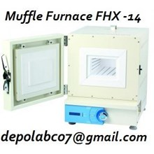 FHX~14 FURNACE MUFFLE 1200ºC TANUR FHX~12