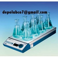 Jual MS~MP4 MAGNETIC STIRRER MULTI POINT MS~MP8 2