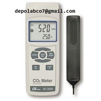 Jual CO2 CARBON DIOXIDE THERMO HYGROMETER GCH 2018