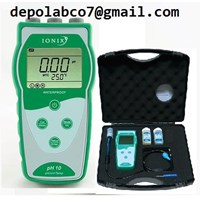 IONIX pH 10 PORTABLE PH METER