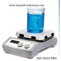 Jual MS7.H550S HOT PLATE MAGNETIC STIRRER MS7.H550 PRO  MS`H280PRO 2