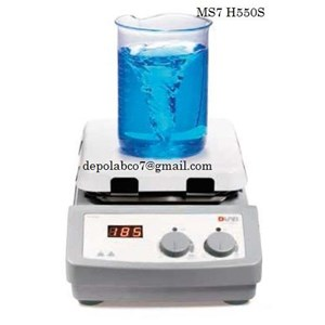 MS7.H550S HOT PLATE MAGNETIC STIRRER MS7.H550 PRO  MS`H280PRO