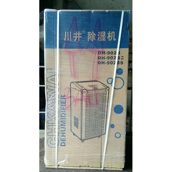 Dehumidifier DH-902B Ready St0ck IndustriAl Dehumidifier CHKAWAI INdonesia