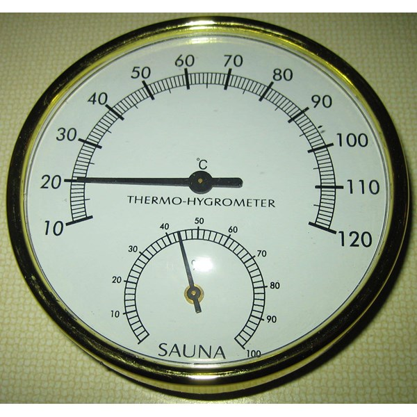 Celsius Thermometer Hygrometer