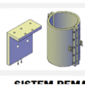 Cor Heater / Cast-In heater