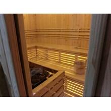 sauna room construction service