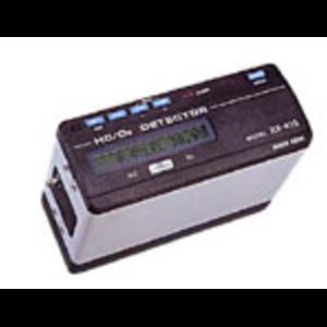 From Gas Detector Riken Keiki Rx-415 0