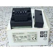 FX3G-1DA-BD mitsubishi