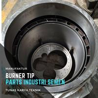 Burner Tip Parts Industri Berat