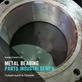Metal Bearing parts Industri Berat