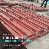 Apron Conveyor Industri Semen