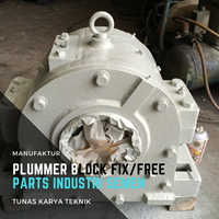 Jual Plummer Block Parts Industri Berat