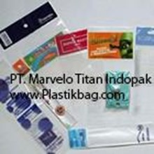 Plastik OPP Bag With Hangger