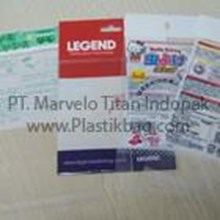 Plastic Packaging OPP Garment