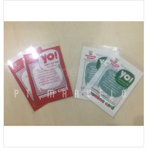 Plastik Kemasan Promosi OPP