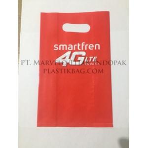 Plastik Kemasan Smartfren bahan LDPE
