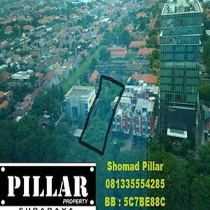 Tanah Nol Jalan Utama Ketintang Baru By PT  Pillar Property Surabaya