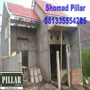 Rumah Tambak Oso  By PT  Pillar Property Surabaya
