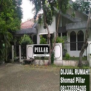 Rumah dan Tanah Ketintang Wiyata By PT  Pillar Property Surabaya