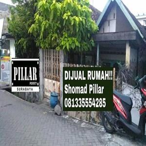 Rumah Hitung Tanah Jetis Kulon Ketintang By PT  Pillar Property Surabaya
