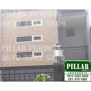 Rumah di Lebak Rejo Utara Tambaksari Surabaya By PT  Pillar Property Surabaya