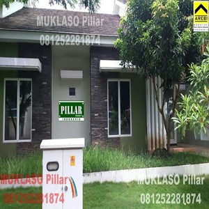 Perumahan Ladiva Green Hill (2 unit jadi 1) Sudah Renovasi By PT  Pillar Property Surabaya