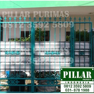 Rumah di Rangkah Tambaksari Surabaya By PT  Pillar Property Surabaya