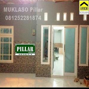 Rumah Baru Wisma Lidah Kulon 700 jutaan By PT  Pillar Property Surabaya