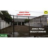 Gudang + Kantor Tanjung Sari Jaya  By Pillar Property Surabaya