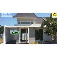 Rumah Baru Gres Bukit Palma Citraland Utara  By Pillar Property Surabaya