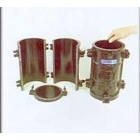 Concrete Cylinder Mold 1